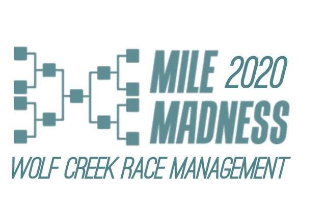 Mile Madness Brackets Revealed!