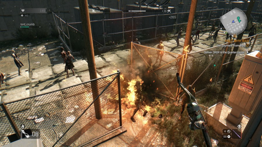 Dying Light: Power station