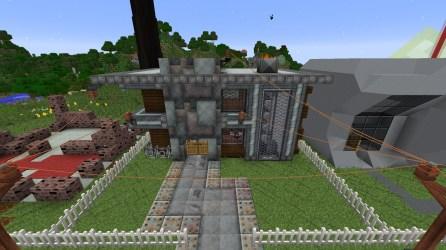 PO2 Village tinker's house