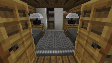 PO2 Village Modern house with farm bedroom