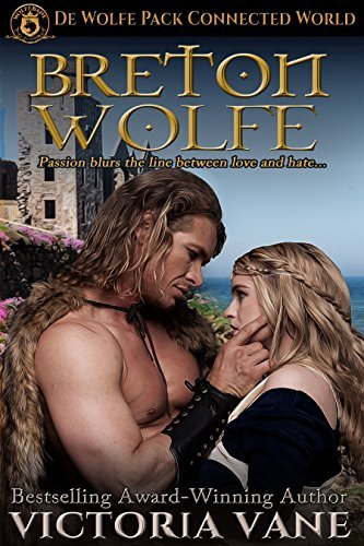 Breton Wolfe (The Wolves of Brittany Book 1) ——-