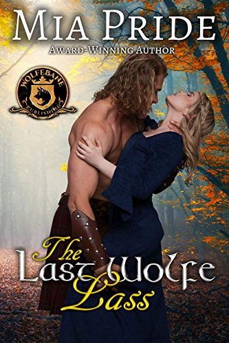 The Last Wolfe Lass: De Wolfe Pack Connected World