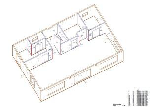Ground Floor (axometric)