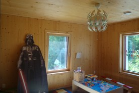 Darth Vader approves of the Ikea 'death star' shade