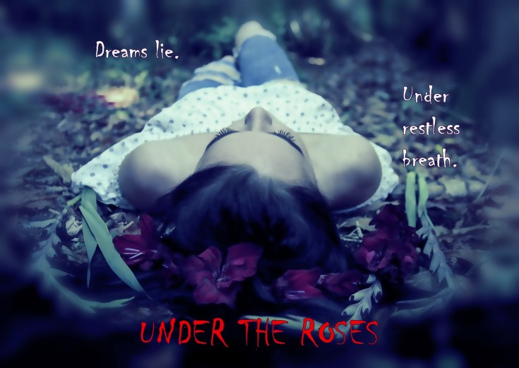 Under the Roses - Free Verse Image