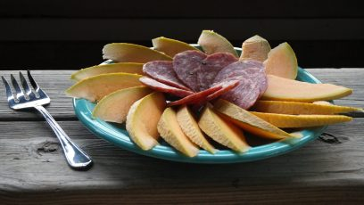 Melon & Sopressata