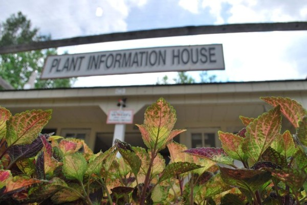Plant Information House