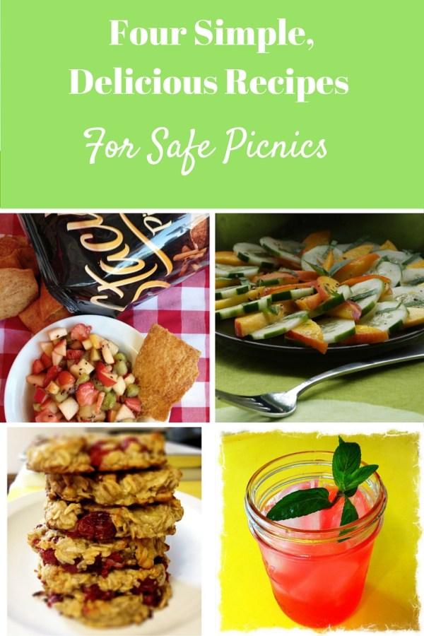 Four Delicious Recipes