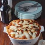 Gnocchi with Mozzarella