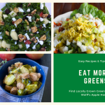 Eat more locally grown greens at Wolff's Apple House