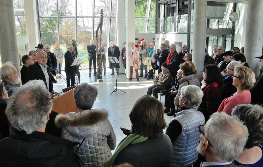 "Jahresausstellung Emmendinger Künstler 2018  ""Ins Offene"""