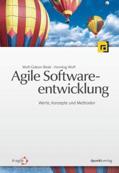 Buchdeckel Agile Softwareentwicklung