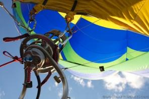 cloud hopper, hopper, ultralight, experimental, hot air balloon, one-man balloon