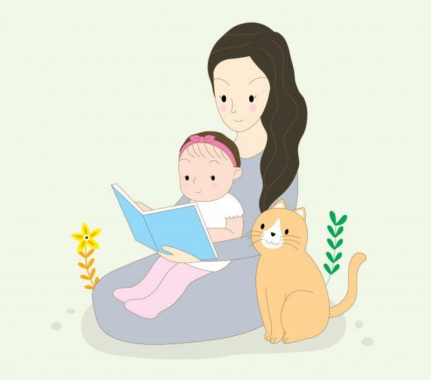 čitanje sa bebom
