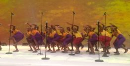 The Africa Children's Choir were awesome!