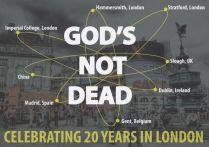 London 20 Year Celebration & Mission