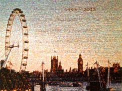 20 years in London
