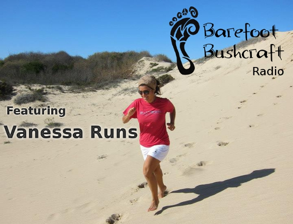 Vanessa Runs Barefoot