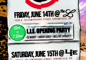 Flyer – L.I.E. Opening Day