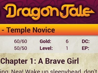 Dragon Tale Game