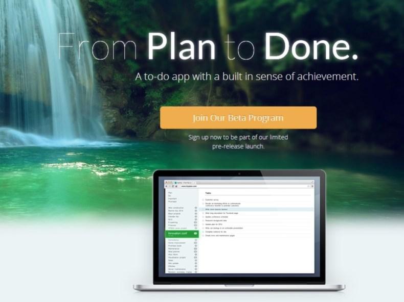 TidyPlan time management app