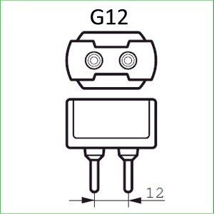 G12 lampen
