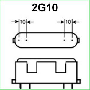 2G10 lampen