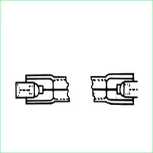 RX7S gasontladingslampen