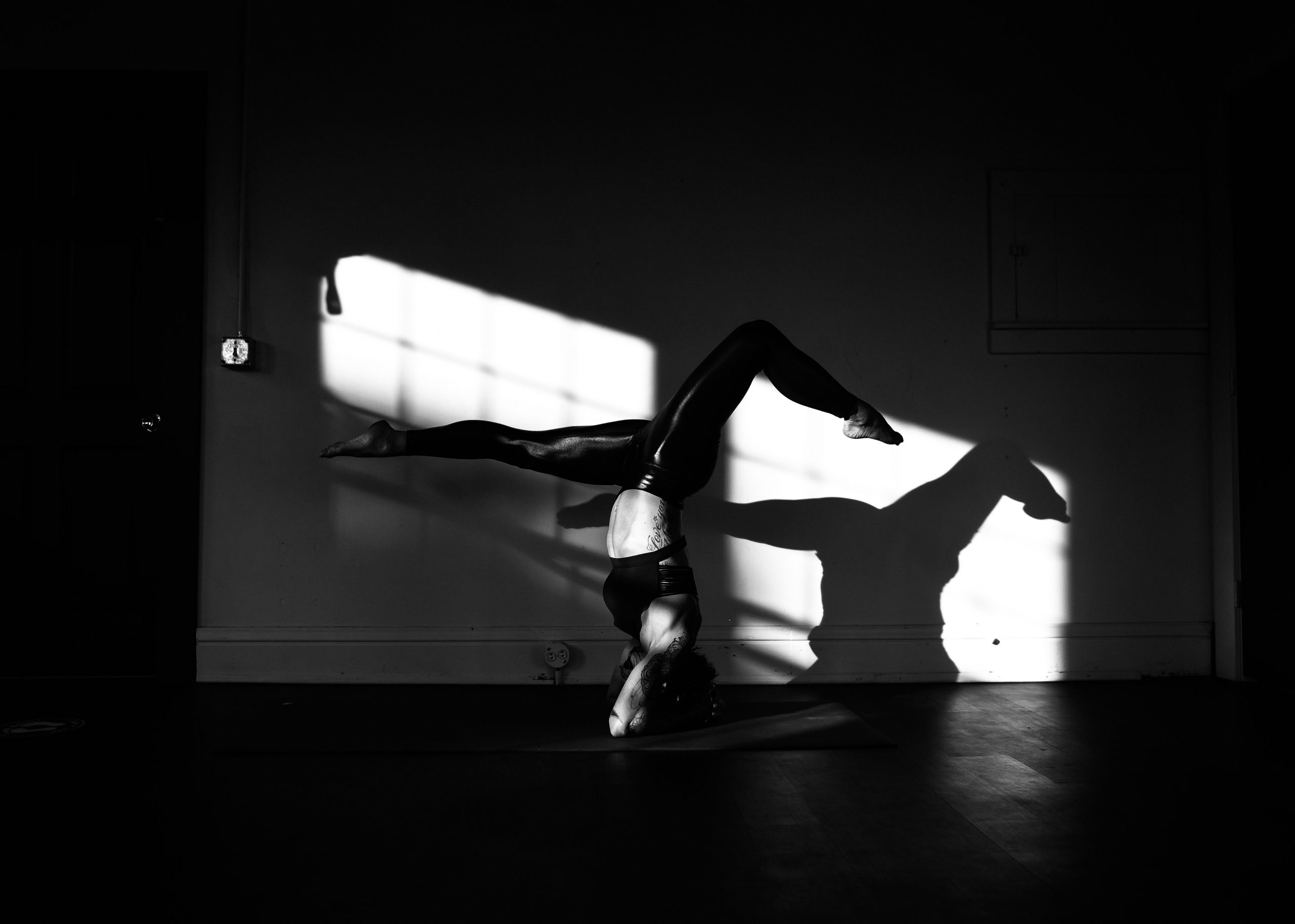 Yoga in the Shadows