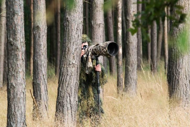 Wildtierfotograf Heiko Anders (Foto: Heiko Anders)