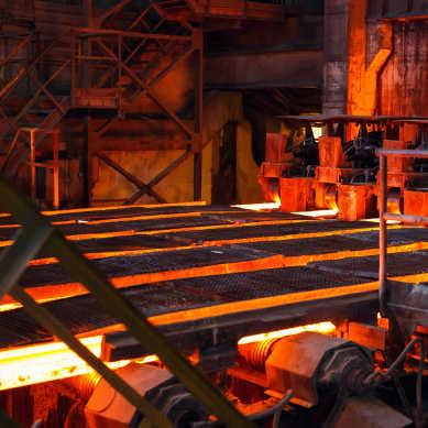 Металлургическая промышленность