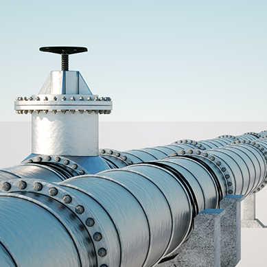 Nikiel w instalacjach do przetwarzania gazu ziemnego
