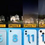 เปรียบเทียบภาพถ่าย iPhone 13 กับ iPhone รุ่นเก่า
