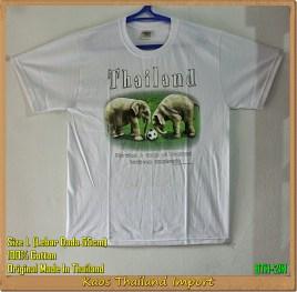 Kaos Gajah Thailand (BTH-21H)