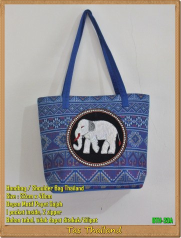 Tas Payet Gajah Thailand
