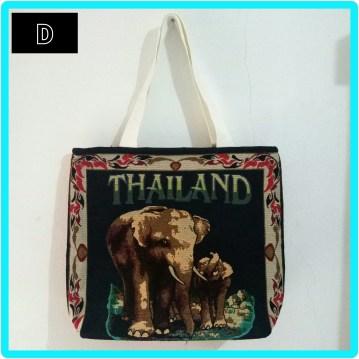 Tas Tenun Thailand