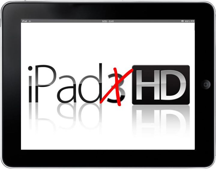iPad 3 mü, iPad HD mi? - Büyük bir heyecanla...