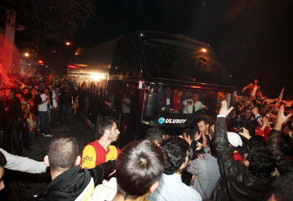 Şampiyon Galatasaray - Galatasaray zaten eski...