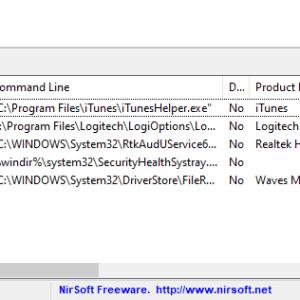 Windows başlangıçta hangi programlar çalışıyor