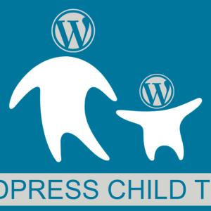 WordPress Child Theme(Alt Tema)