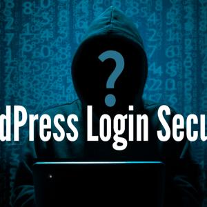 WordPress login güvenliği