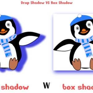 Drop Shadow ve Box Shadow [CSS]