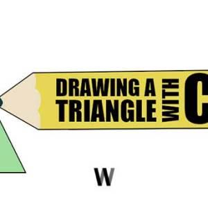CSS ile üçgen yapmak