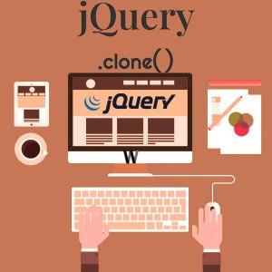 jQuery ile bir HTML elemanını başka bir yere kopyalamak