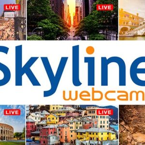 Dünyayı canlı izleyin: SkylineWebcams