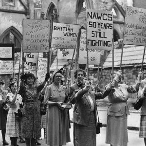 İngiliz kadınlar, Türk kadınından daha mı değersiz?