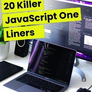 20 Killer JavaScript one liner
