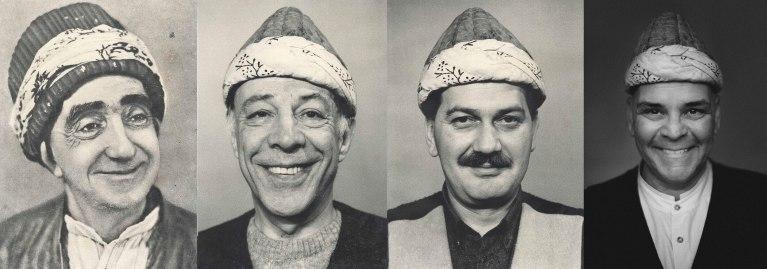 İsmail Hakkı Dümbüllü - Minür Özkul, Ferhan Şensoy, Rasim Öztekin