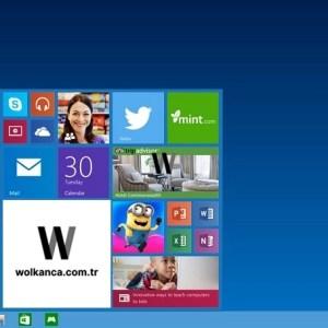 Windows Başlangıçta Store App çalıştırmak
