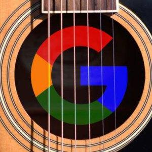 Google arama sonuçlarında gitar akort aracı